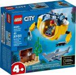 60263 LEGO® City Óceáni mini-tengeralattjáró