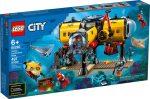 60265 LEGO® City Óceánkutató bázis