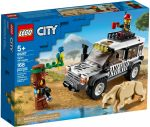60267 LEGO® City Szafari Mini terepjáró