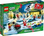 60268 LEGO® City Adventi naptár 2020