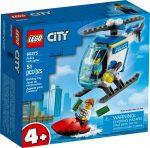 60275 LEGO® City Rendőrségi helikopter