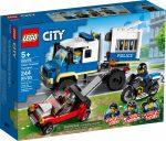 60276 LEGO® City Rendőrségi rabszállító