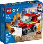 60279 LEGO® City Tűzoltóautó