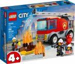 60280 LEGO® City Létrás tűzoltóautó