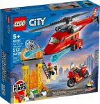 60281 LEGO® City Tűzoltó mentőhelikopter