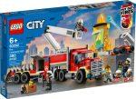 60282 LEGO® City Tűzvédelmi egység