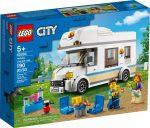 60283 LEGO® City Lakóautó nyaraláshoz