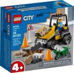 60284 LEGO® City Útépítő autó