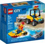 60286 LEGO® City Tengerparti mentő ATV jármű