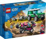 60288 LEGO® City Verseny homokfutó szállítóautó