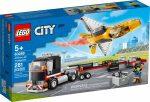 60289 LEGO® City Műrepülő szállítóautó
