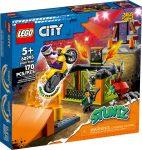 60293 LEGO® City Kaszkadőr park