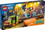 60294 LEGO® City Kaszkadőr show teherautó