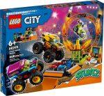 60295 LEGO® City Kaszkadőr show aréna