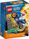 60298 LEGO® City Rocket kaszkadőr motorkerékpár