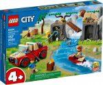 60301 LEGO® City Vadvilági mentő terepjáró