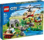60302 LEGO® City Vadvilági mentési művelet