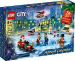 60303 LEGO® City Adventi Naptár 2021