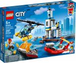 60308 LEGO® City Tengerparti rendőrségi és tűzoltó küldetés