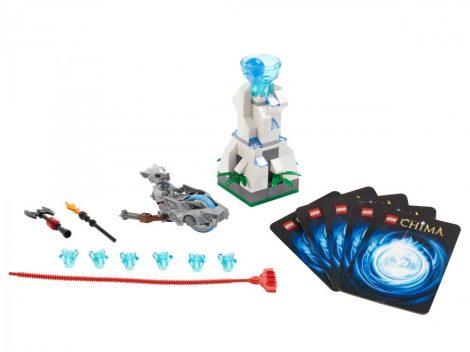 70106 LEGO® Legends of Chima™ Jégtorony