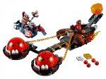 70314 LEGO® NEXO Knights™ A Szörnyek ura harci szekere