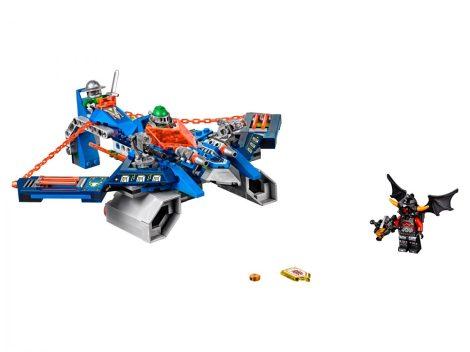 70320 LEGO® NEXO Knights™ Aaron Fox V2-es légszigonya