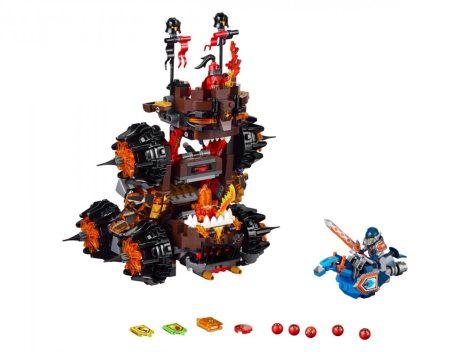 70321 LEGO® NEXO Knights™ Magmar tábornok végzetes ostromgépe