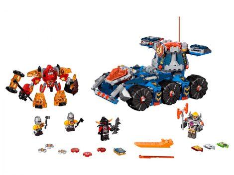 70322 LEGO® NEXO Knights™ Axl toronyhordozója