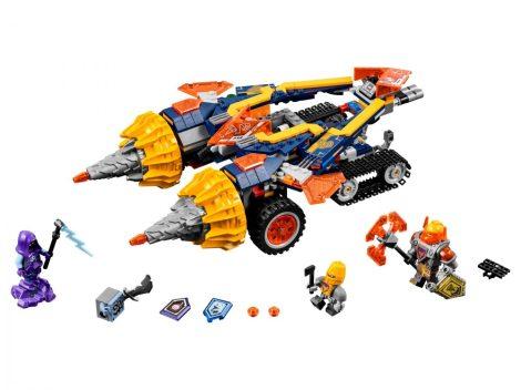 70354 LEGO® NEXO Knights™ Axl dübörgéskeltője