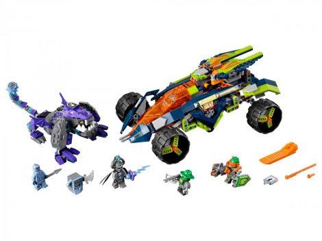 70355 LEGO® NEXO Knights™ Aaron sziklamászója