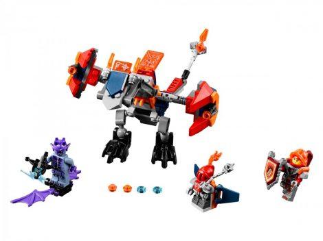 70361 LEGO® NEXO Knights™ Macy Robot ejtősárkánya