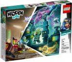 70418 LEGO® Hidden Side J.B. szellemlaborja