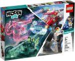 70421 LEGO® Hidden Side El Fuego kaszkadőr járgánya
