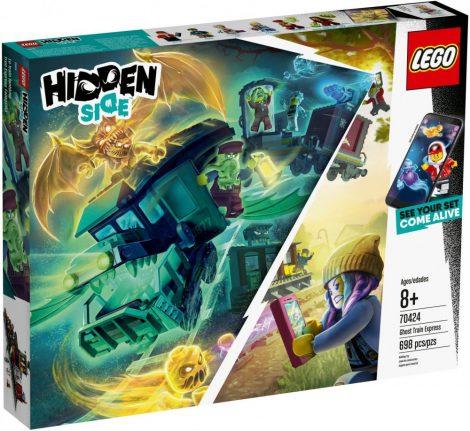 70424 LEGO® Hidden Side Szellem expressz
