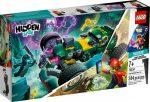 70434 LEGO® Hidden Side Természetfölötti versenyautó