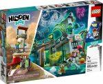 70435 LEGO® Hidden Side Newbury elhagyott börtöne