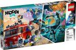 70436 LEGO® Hidden Side Fantom tűzoltóautó 3000