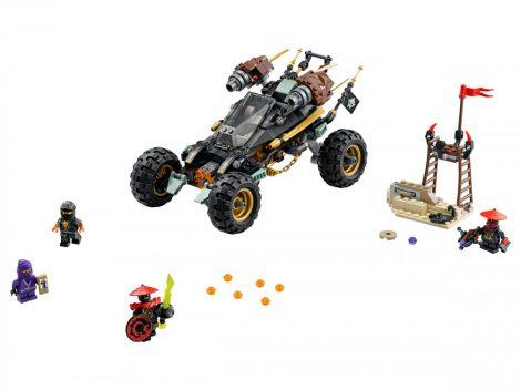 70589 LEGO® NINJAGO® Sziklajáró