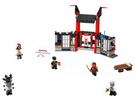 70591 LEGO® NINJAGO® Szökés a Kriptárium börtönből