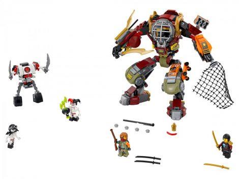 70592 LEGO® NINJAGO® M.E.C. mentő