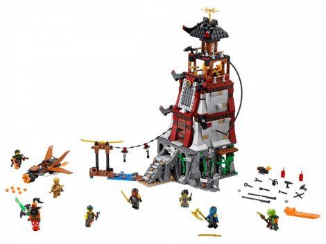 70594 LEGO® NINJAGO® A világítótorony ostroma