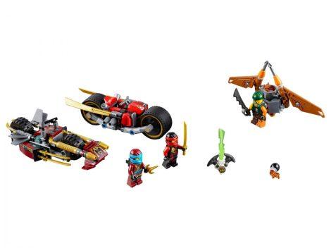 70600 LEGO® NINJAGO® Nindzsa motoros hajsza