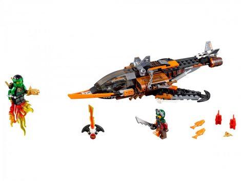 70601 LEGO® NINJAGO® A levegő cápája