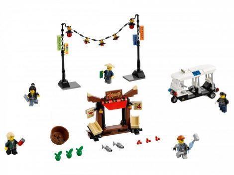 70607 LEGO® NINJAGO® NINJAGO® City Üldözés