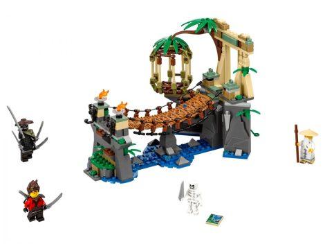 70608 LEGO® NINJAGO® Mesteri vízesés