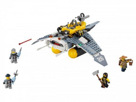 70609 LEGO® NINJAGO® Manta Ray bombázó