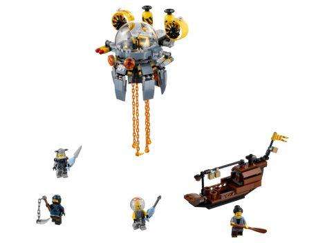 70610 LEGO® NINJAGO® Repülő Jelly búvárhajó