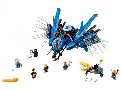 70614 LEGO® NINJAGO® Villám repülő