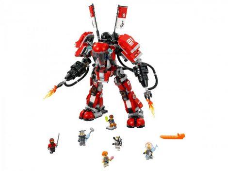 70615 LEGO® NINJAGO® Tűzgép