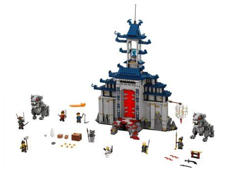70617 LEGO® NINJAGO® A legvégső fegyver temploma